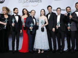 Here is the complete list of winners of Screen Actors Guild Awards 2019