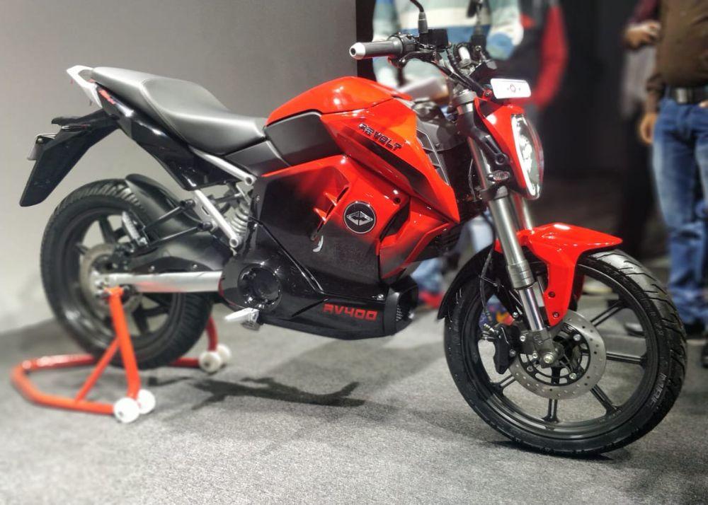RV 400