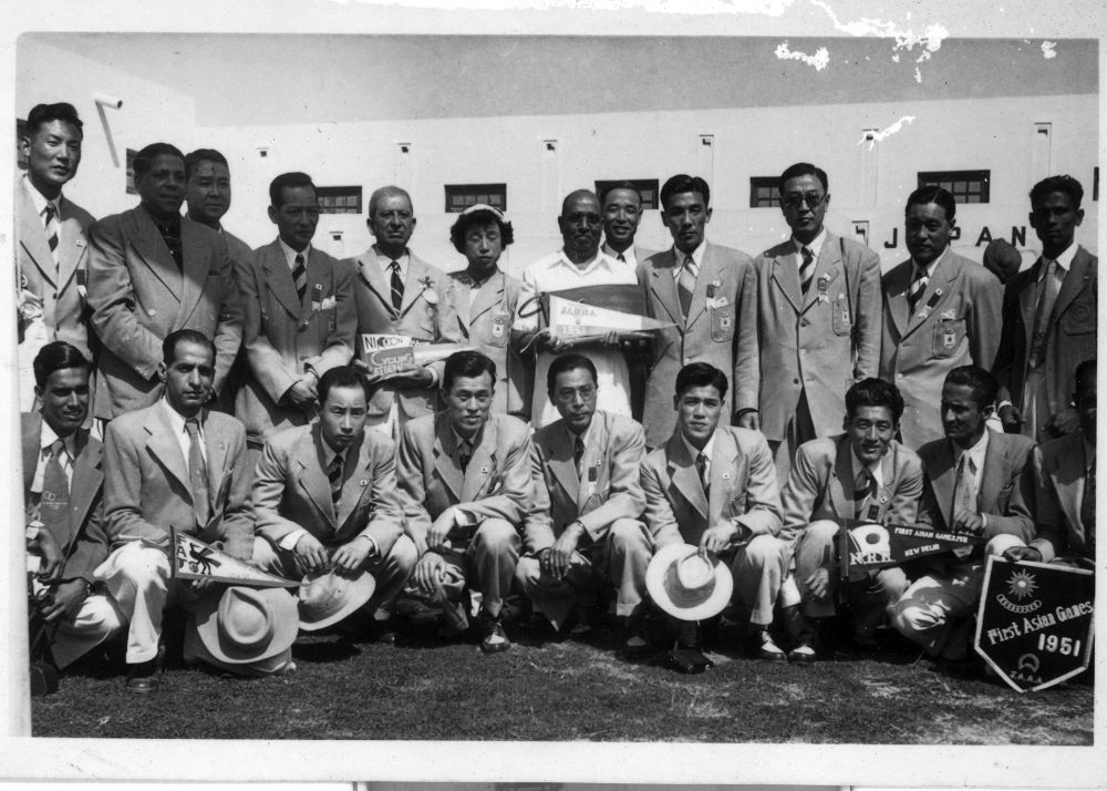 Indian Football Team 1951 Asian Games