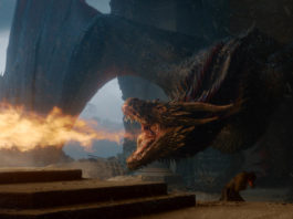 Internet Loses Shit Over Revelation That Drogon Burned The Iron Throne By Accident!