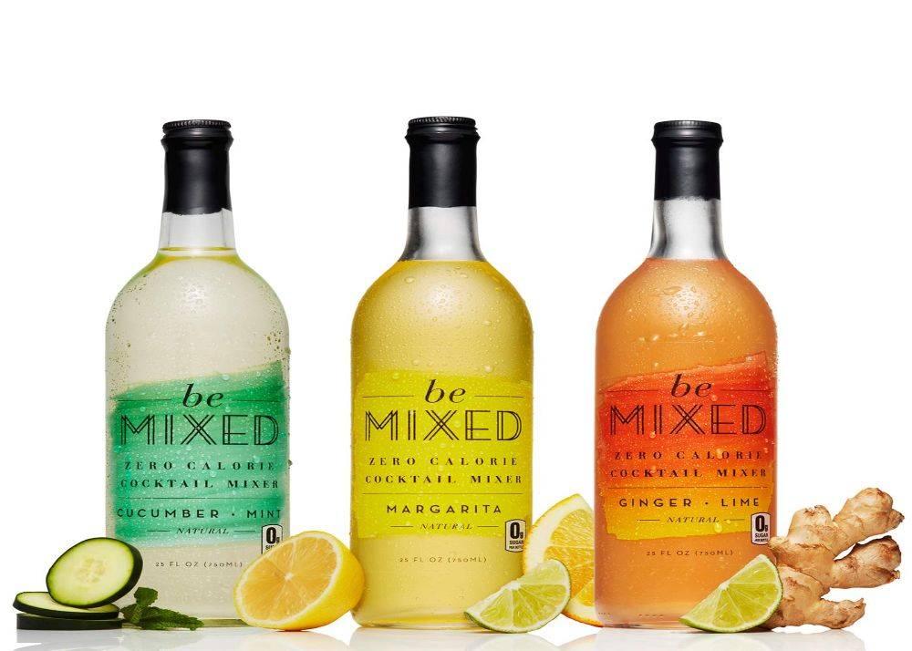 Zero calorie drink mixes