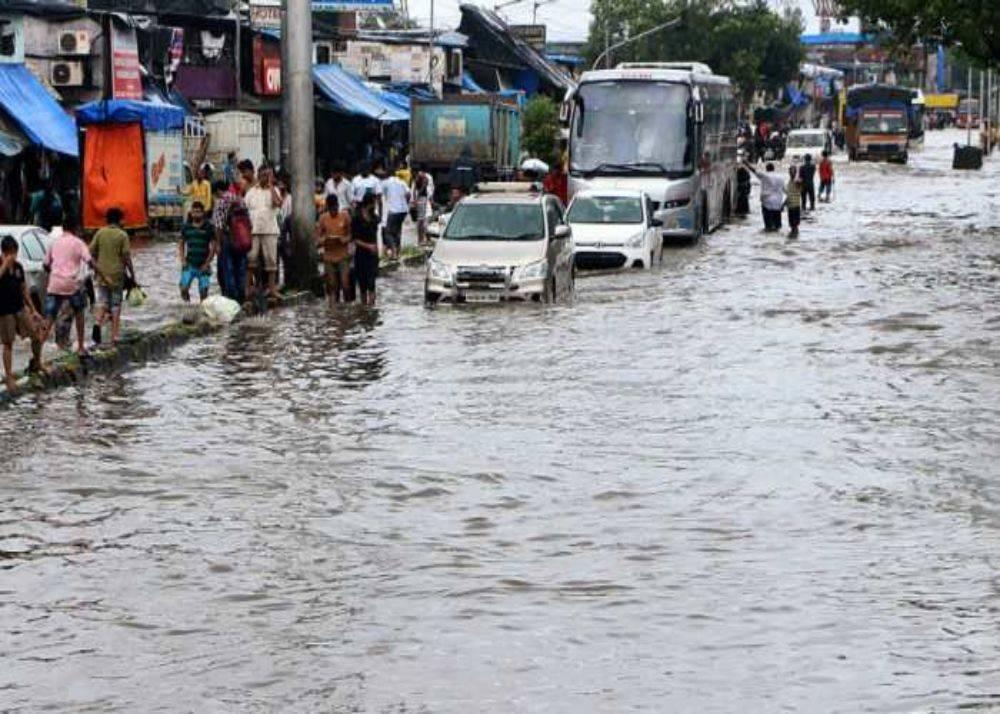 Mumabi rains