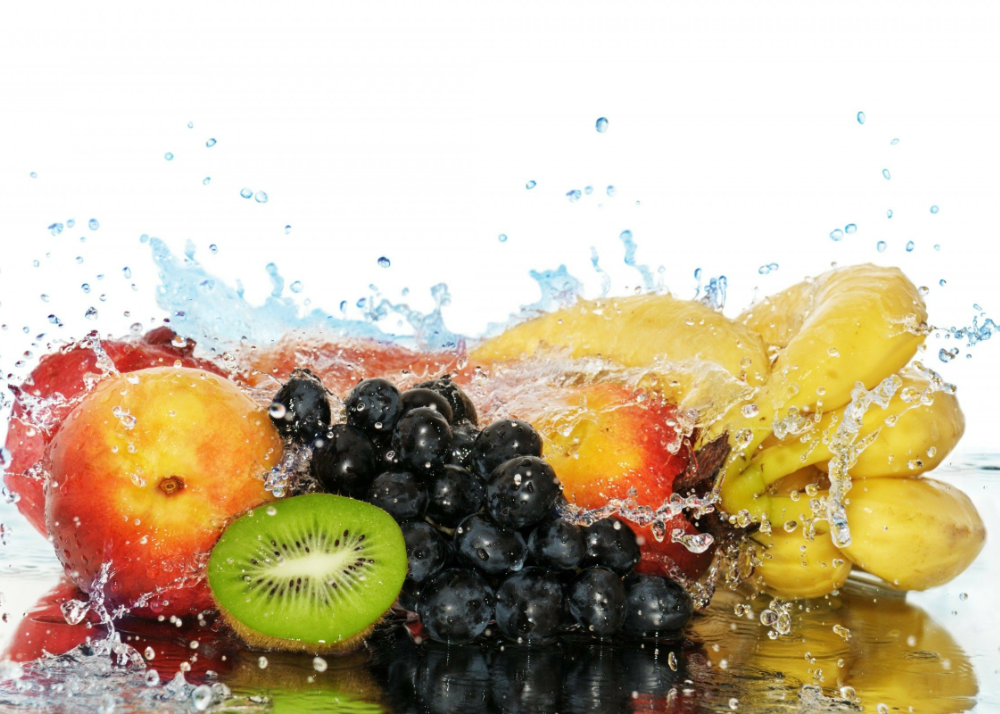 Food Rich In Water