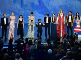 There was A Game Of Thrones Cast Reunion At Emmys And We couldn't Take Our Eyes Off!