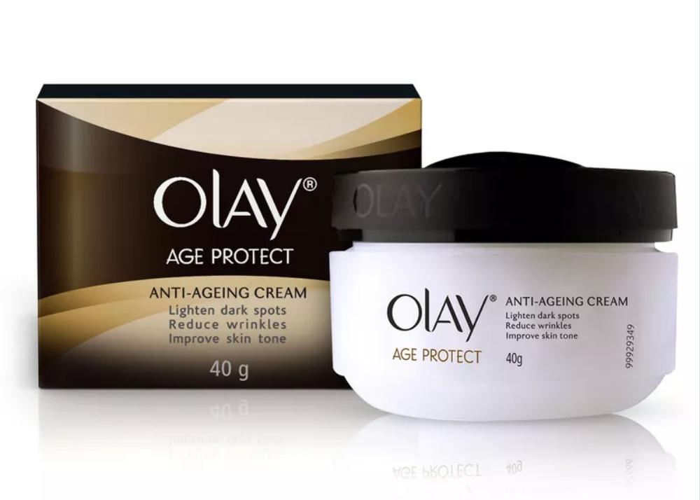 Anti-ageing night cream and eye cream