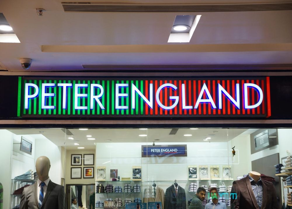 Peter England brand