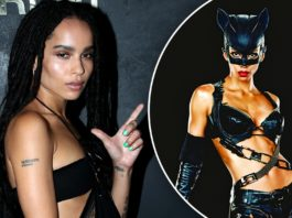 Zoe Kravitz Finalised For The Role Of Catwoman In The Upcoming Batman Movie
