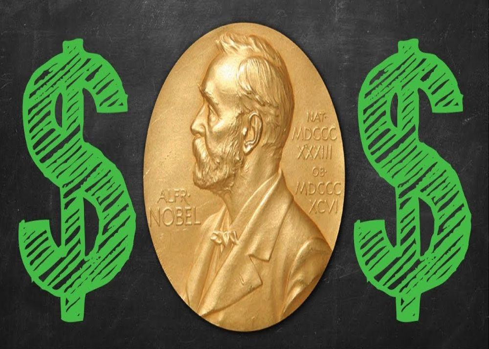 Nobel Prize Money