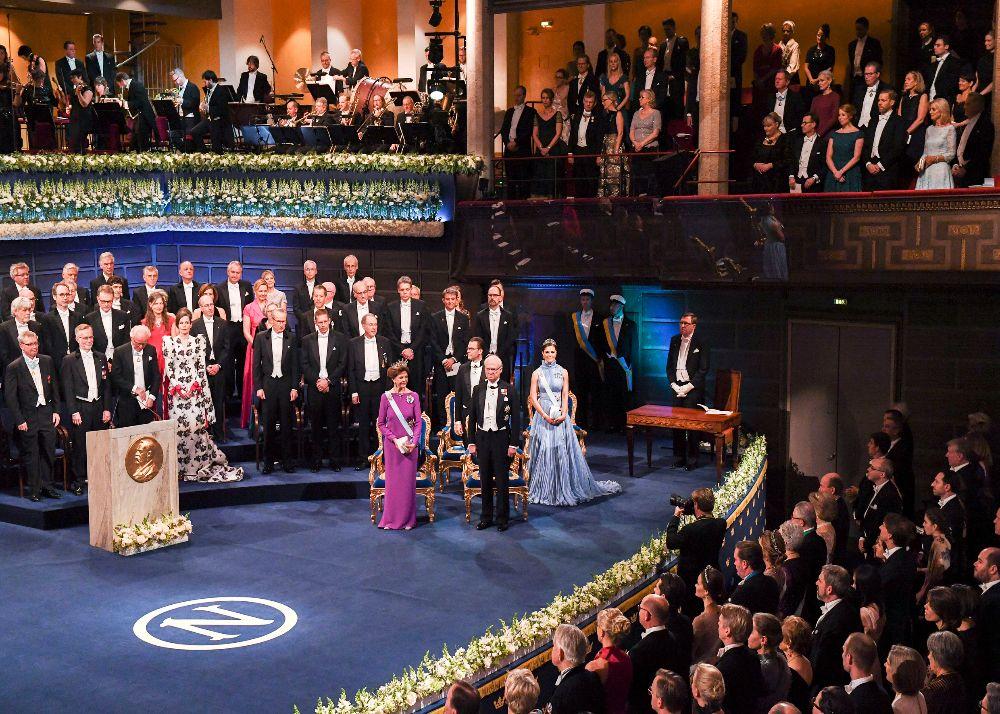 Nobel-ceremony