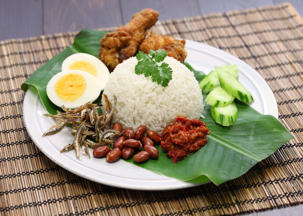 Nasi lemak new