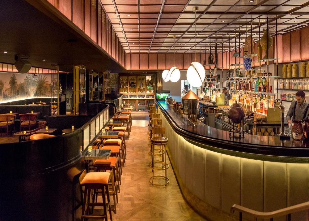 Oriole Bar london