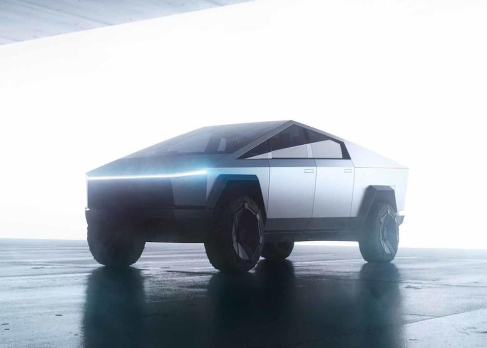 Tesla-cybertruck-500 miles