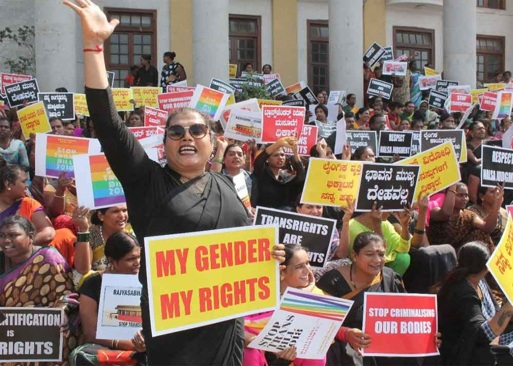 Transgender Persons (Protection of Rights) Bill, 2019 (Bill).