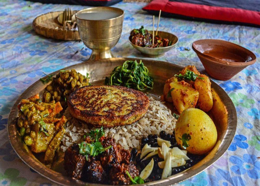newari-food