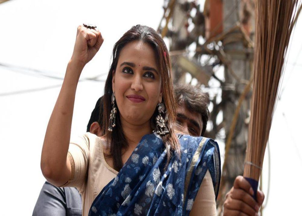 swara bhaskr