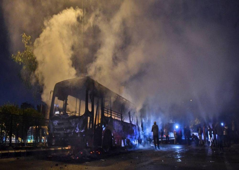 Delhi-Violence