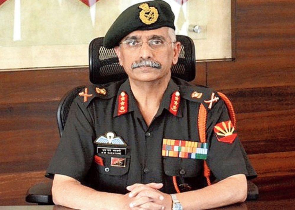 General Manoj Mukund