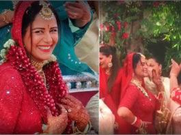 Jassi Jaisi Koi Nahi's Jassi Found Her 'Armaan'! Ties Knot Secretly! See Pictures