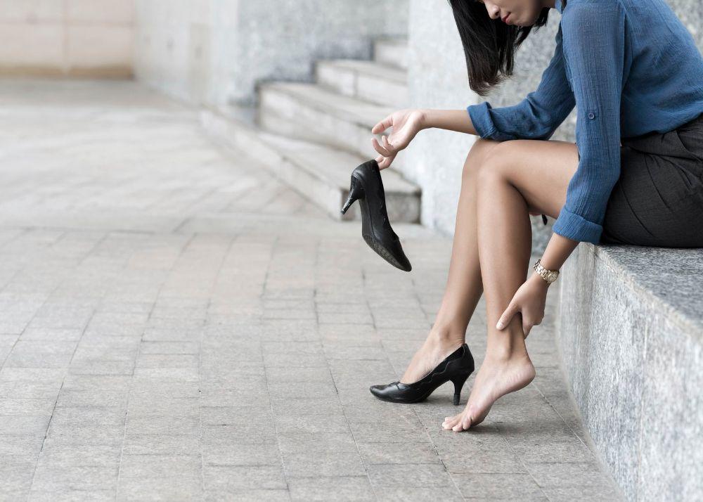 Wearing High Heels