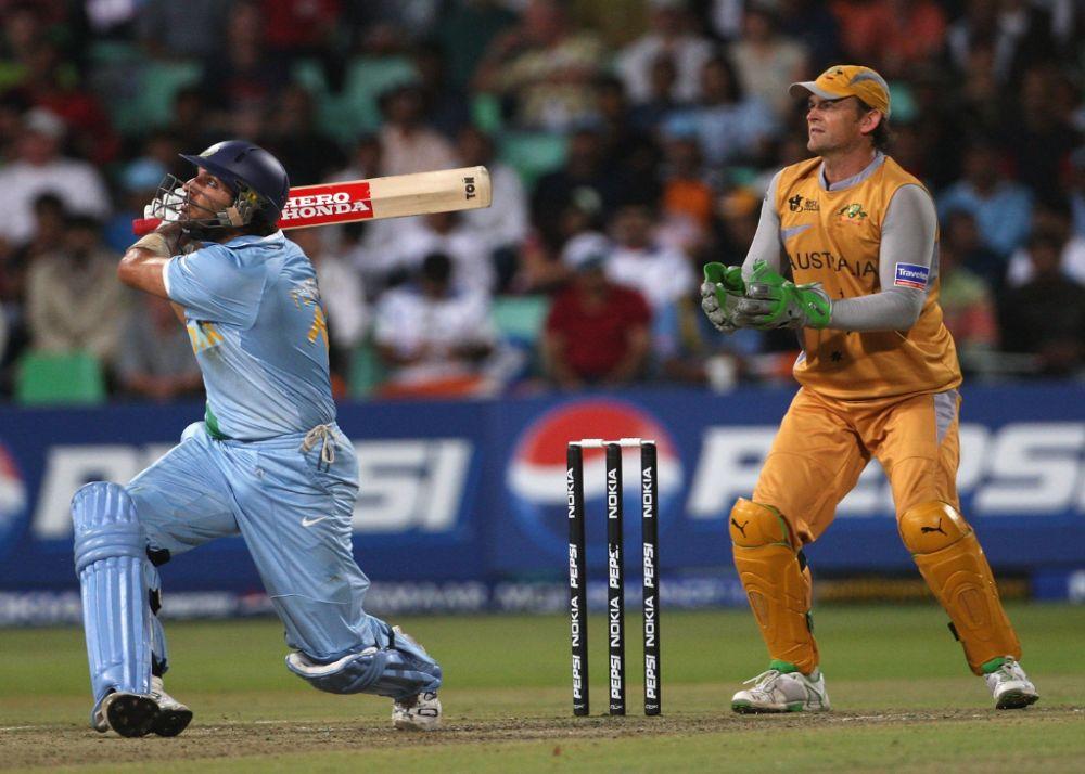 Yuvraj Singh in 2007 T-20 World Cup