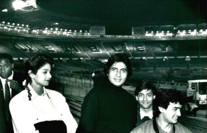 Amitabh Bachchan twitter