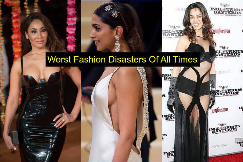 worst fashion disasters