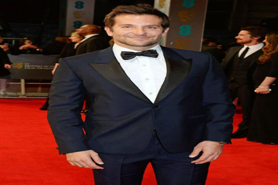 Bradley Cooper at BAFTA