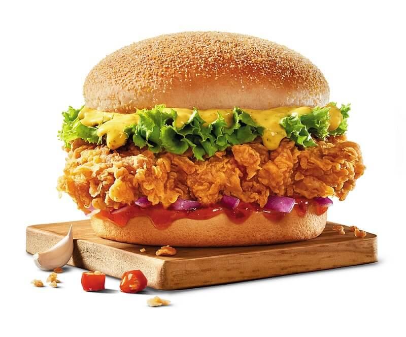KFC Burger