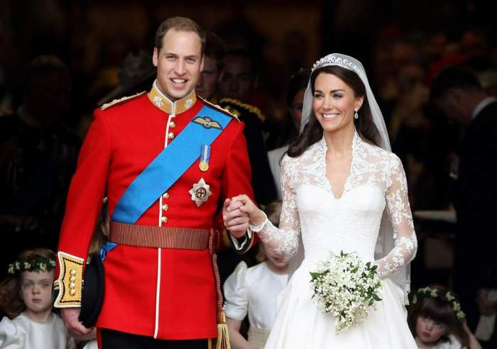 Prince William and Wife Kate