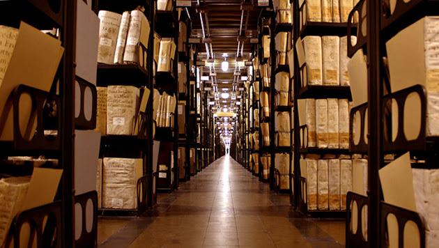 Vatican Secret Archives, Vatican City