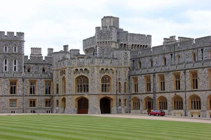 Windsor Castle, Elizabeth Castle
