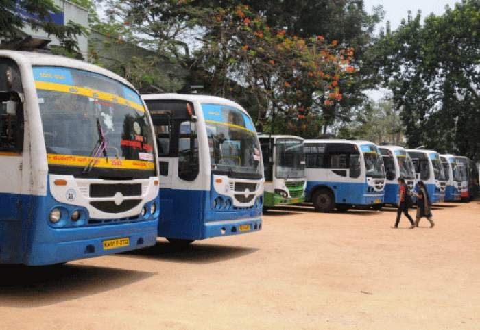bangalore is converting Petrol Diesel buses into compressed natural gas