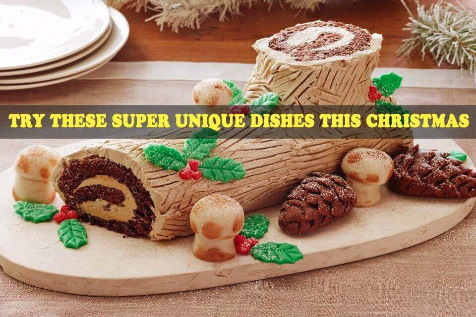 best dishes for christmas