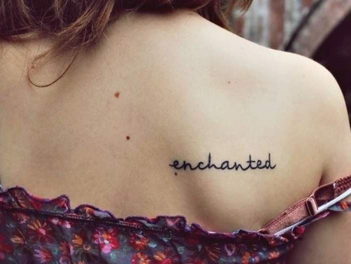 enchanted tattoo