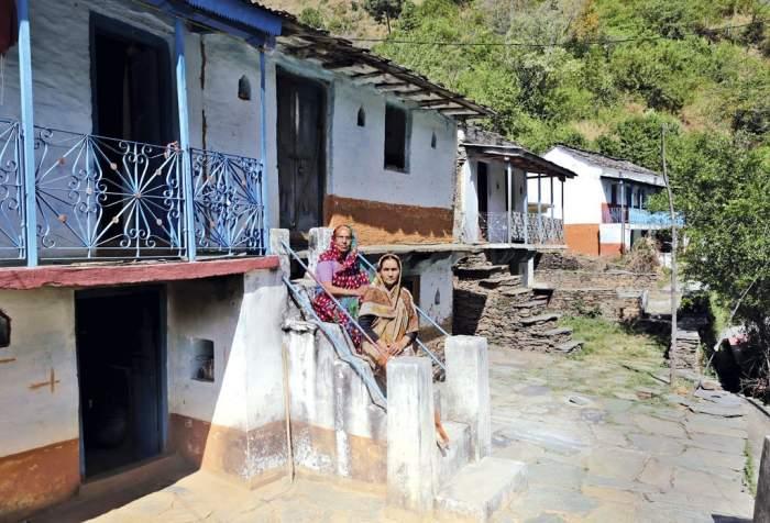 ghost towns of uttarakhand