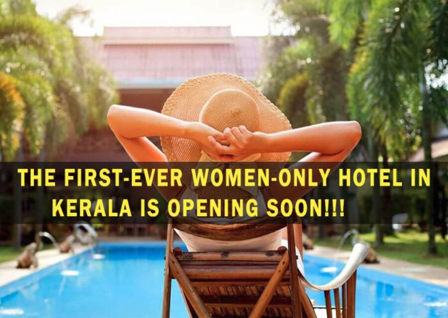 india first women only hotel