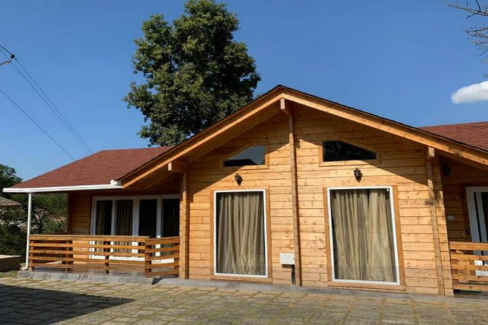 lake cottages Meghalaya