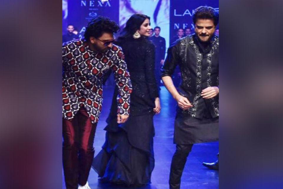 lakme fashion week takht
