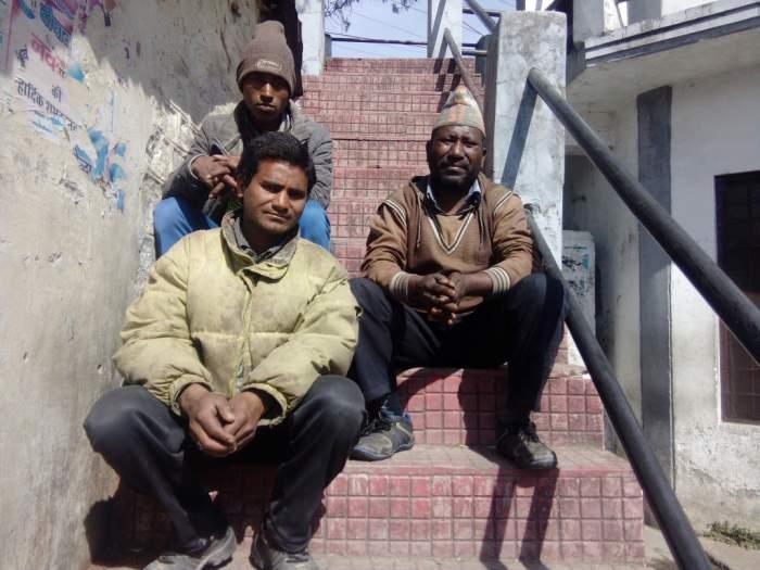 no men in Uttarakhand