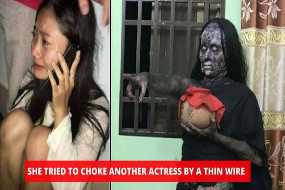 cambodian actress
