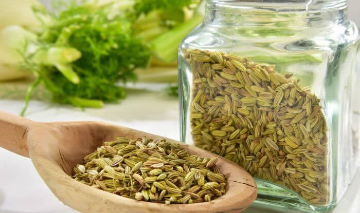 saunf or fennel seeds