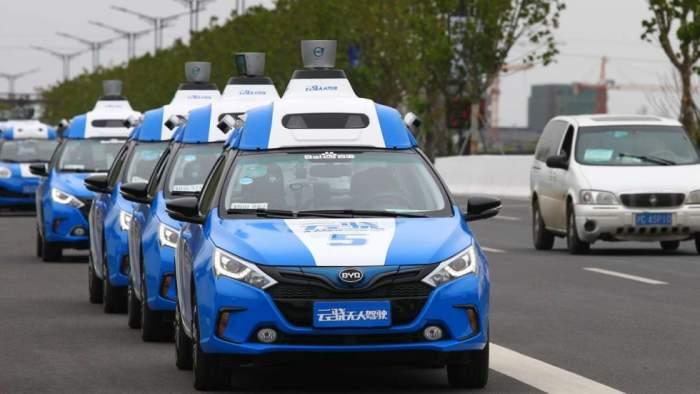 self driving platform