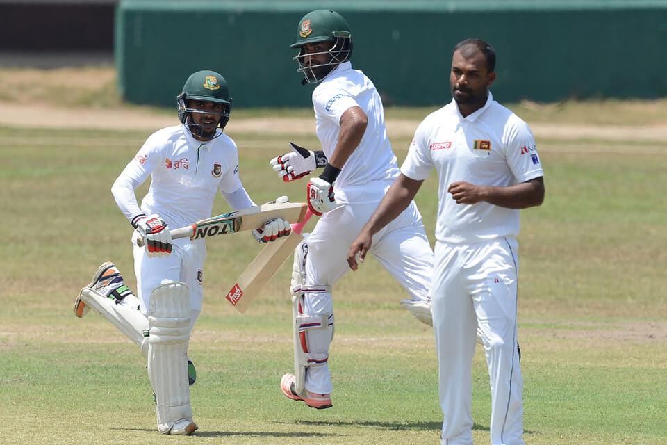 srilanka test