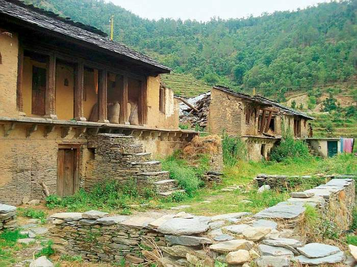 villages in uttarakhand